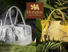 Burglar bags made in Italy