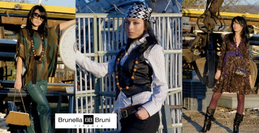 Brunella Bruni made in Italy