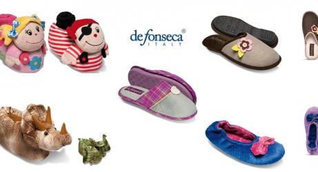De Fonseca Italy calzature per casa